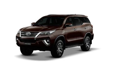 New Phantom Marun toyota fortuner 2016 colors toyota fortuner exporter