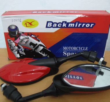 Spion Cembung Size 4 Tempel Kaca kaca spion nitto motor accessories spare part