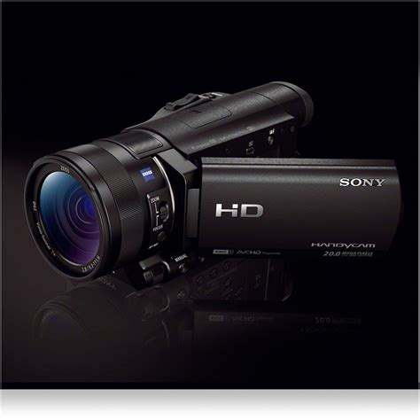Kamera Camcorder sony hdr cx900 high definition flash camcorder 1 zoll