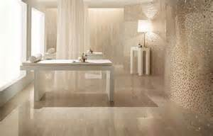 Ceramic Tile Bathroom Floor Ideas by Floor Cheerful Cream Polished Marble Tile Flooring