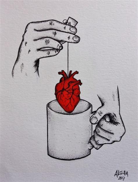 imagenes de amor tumblr para dibujar dibujo mano tumblr