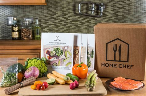 home chef convenient meal kit delivery service expands