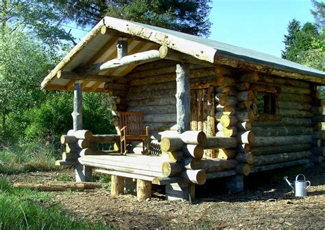 Cottage With Sauna by Hart Of Mull Sauna Cabin Hart Of Mull Log Cabins Isle Of