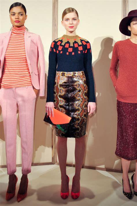j crew at york fashion week fall 2012 livingly