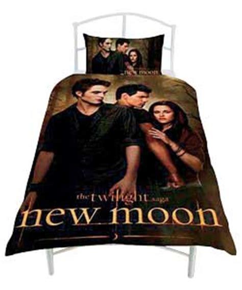 Twilight Saga Bedding Set Twilight New Moon Bed Duvet Set Review Compare Prices Buy
