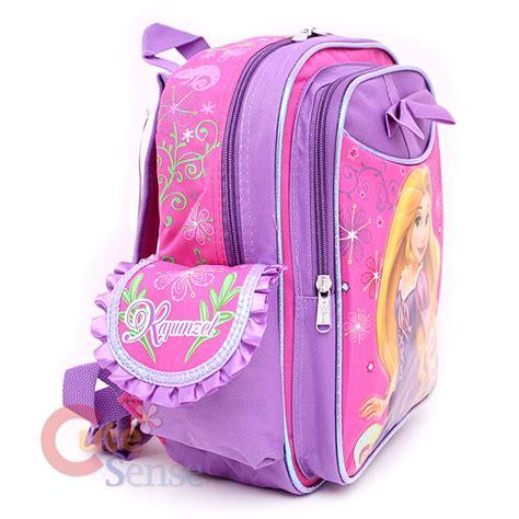Disney Princess Rapunzel Bag disney princess tangled rapunzel school backpack bag m ebay