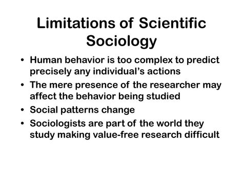 pattern variables sociology ppt sociology perspective theory and method