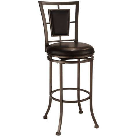 hillsdale auckland 30 in swivel bar stool bar stools at
