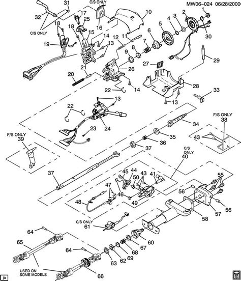 tilt schmatica manual seat in a 2001 ford zx2 tilt schmatica manual seat in a 1993 gmc yukon exploded view for the 1995 chevrolet caprice