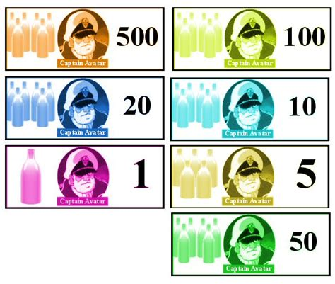 best photos of monopoly money template printable