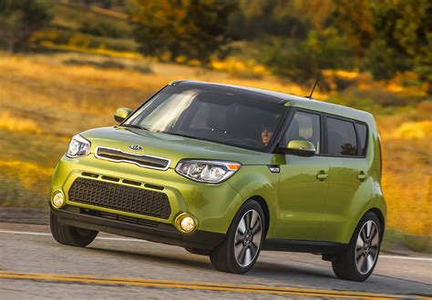 Kia Souls 2014 The 2014 Kia Soul Review It Rocks The Hamster In A
