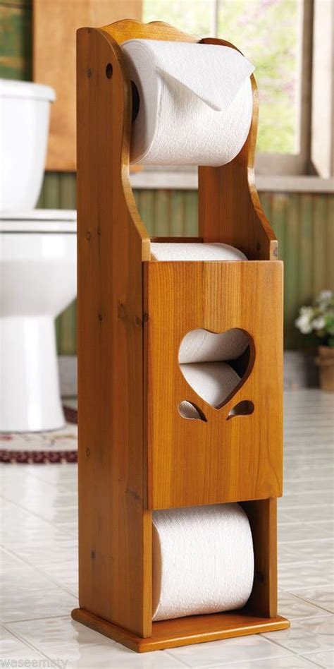 wooden toilet paper holder 25 best ideas about toilet roll holder on