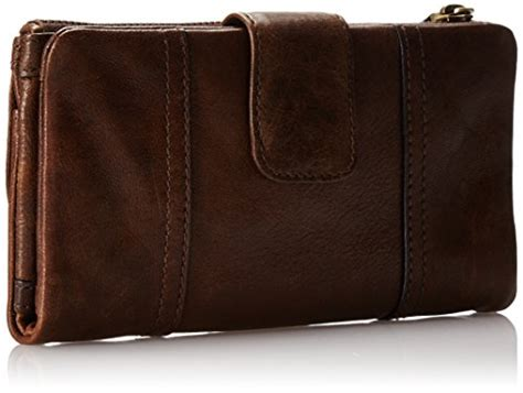 Dompet Fossil Emory Espresso Wallet fossil emory wallet espresso one size import it all