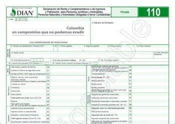 como diligenciar formulario 1732 upcoming 2015 2016 formulario 110 del 2016 resoluci 243 n 000019 prescripci 243 n