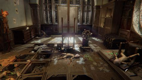 Weird House layers of fear pc review a fun house not a thrill ride
