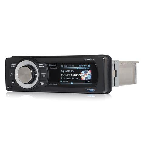 Radio Usb bluetooth usb siriusxm marine waterproof stereo with am