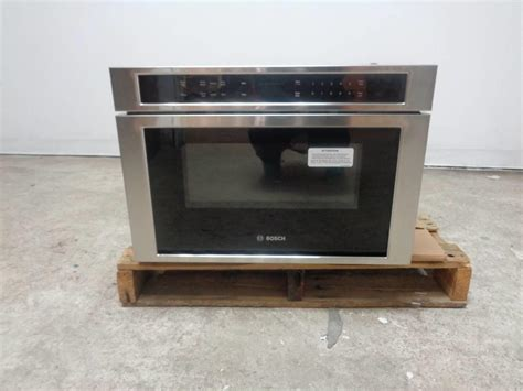 bosch microwave drawer bosch 800 series hmd8451uc 24 quot built in microwave drawer
