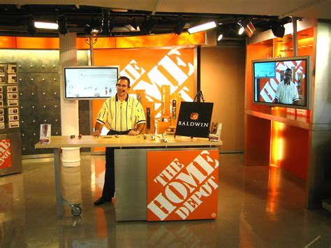 home depot clinic provost studio