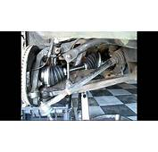 How To Replace Front Wheel DRIVE SHAFT HALF CV AXLE