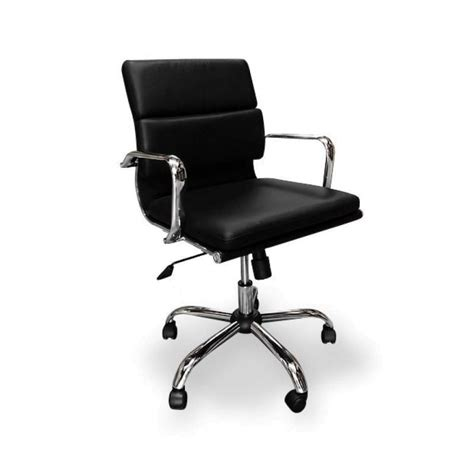 perry boardroom office chair black  office chairs