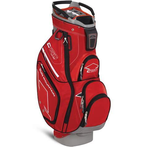 sun mountain mens 2015 c 130 golf cart bags