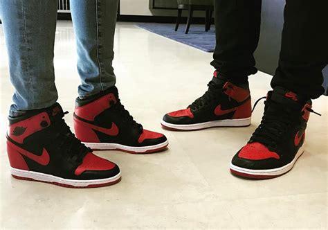air jordan  banned sneaker wedge sneakernewscom