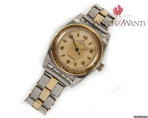 yellow testo tradotto rolex vintage oyster perpetual bubbleback automatic 32mm