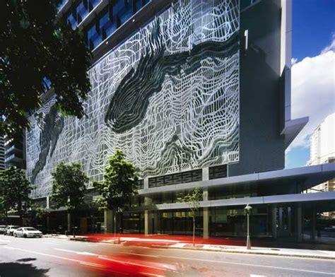 brisbane airport artwork australia building  architect