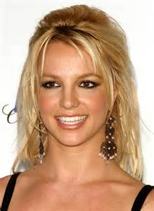 Britney spears hairstyle perfect with volume and textures