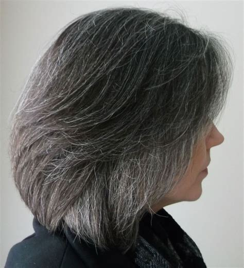 5 reasons not to color your gray hair angies list 17 best images about going gray gracefully on pinterest