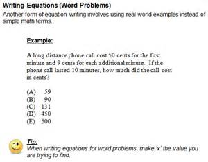 Essay Test Difficulties Met by Pictures On Mathematical Questions Quotes