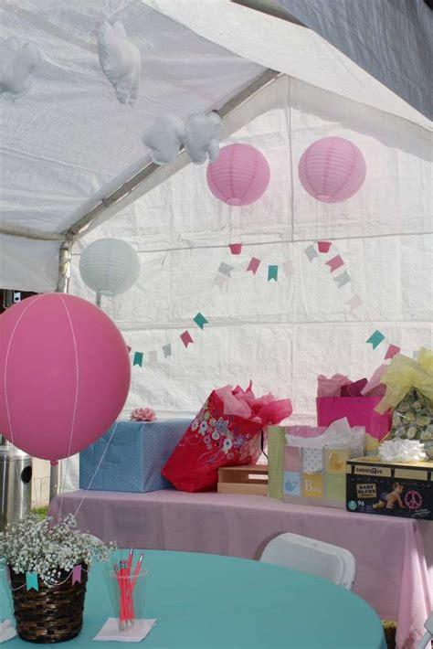 Air Balloon Baby Shower Ideas by Air Balloon Sky Baby Shower Ideas Photo 1 Of