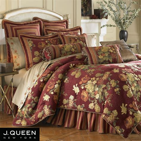 floral comforter set cotswold floral comforter set burgundy comforters