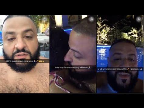 dj khaled snapchat dj khaled snapchat compilation key to success youtube