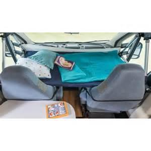 equipement cing car et fourgon ducato lit de cabine