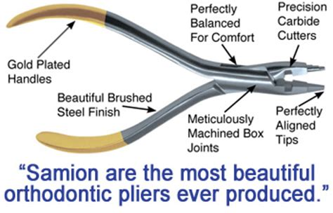 Comfort Dental Gold Plan Pricing by Orthosourceonline Samion Orthodontic Pliers Cutters