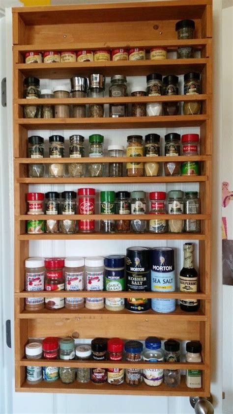 spice rack diy projects the cottage market 340 best kitchen tutorials images on handmade furniture cottage kitchens and