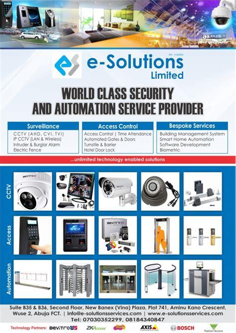 E Animedia Solutions Ltd by E Solutions Ltd Abuja Nigeria