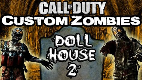 dollhouse zombies doll house zombies call of duty zombies