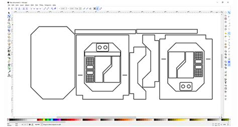 inkscape tutorial technical drawing gravure laser definition