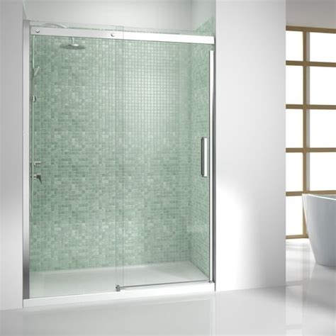 Glass Shower Door Coating Moods 1400mm 10mm Safety Glass Sliding Door With Mershield Protective Coating Sme710