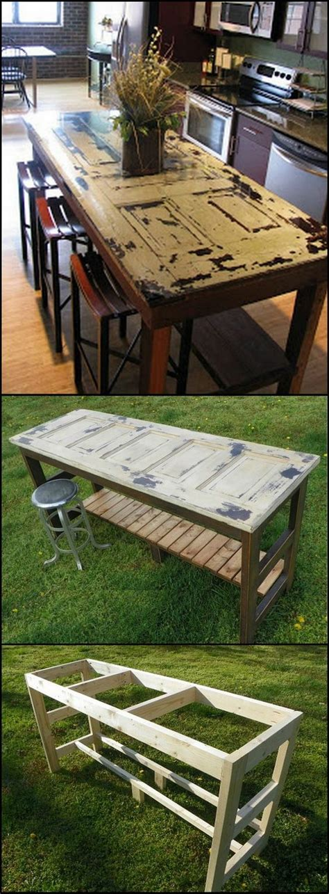 25 best ideas about old door tables on pinterest door tables door bar and old kitchen tables 40 awesome makeovers clever ways with tutorials to