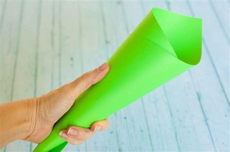 Make Paper Funnel - d 233 co no 235 l 224 faire soi m 234 me 75 id 233 es de sapin original