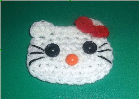 pattern crochet hello kitty hello kitty applique crochet pattern from patternstudio1