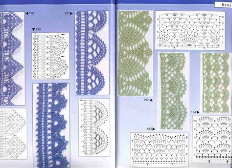image edge pattern emy s gallery crochet edges pattern