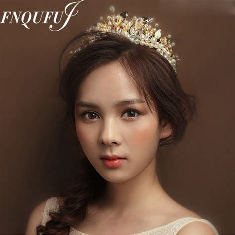 Wedding Hair Jewelry Accessories by Baroque Crown Wedding Hair Accessories Tiaras And Crowns