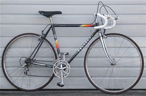 peugeot bicycle prices 51cm vintage peugeot lugged steel 12 speed road bike 5 2