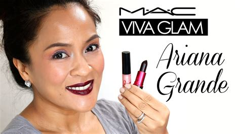 Makeup Viva mac viva glam grande makeup and