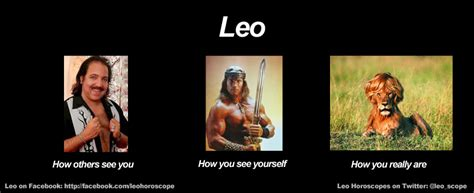 leo funny