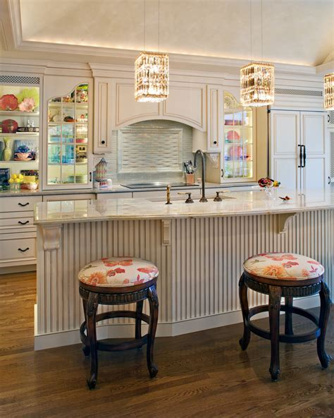 Wainscoting Backsplash Kitchen by 10 Real Life Examples Of Beautiful Beadboard Paneling
